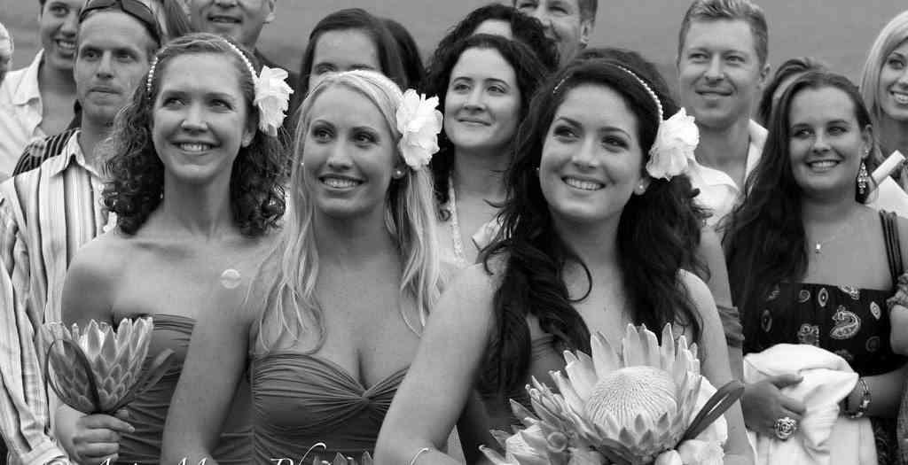 Jade & Bevin's Wedding - December 2009