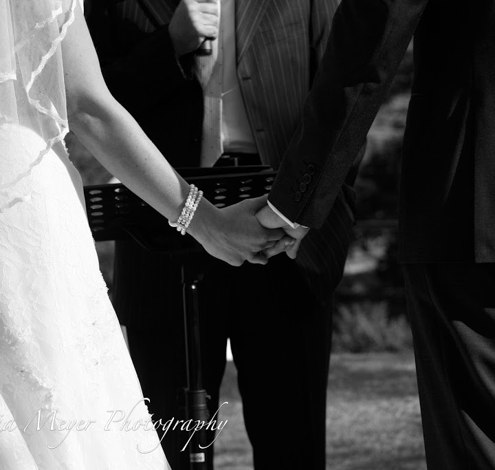 Constantia Wedding -  Gary & Christle - April 2011
