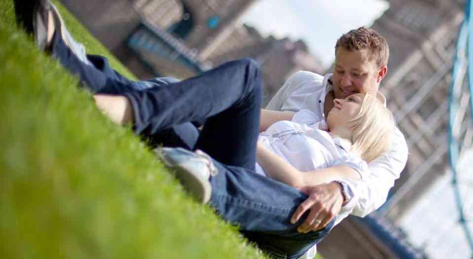 Michael & Claire