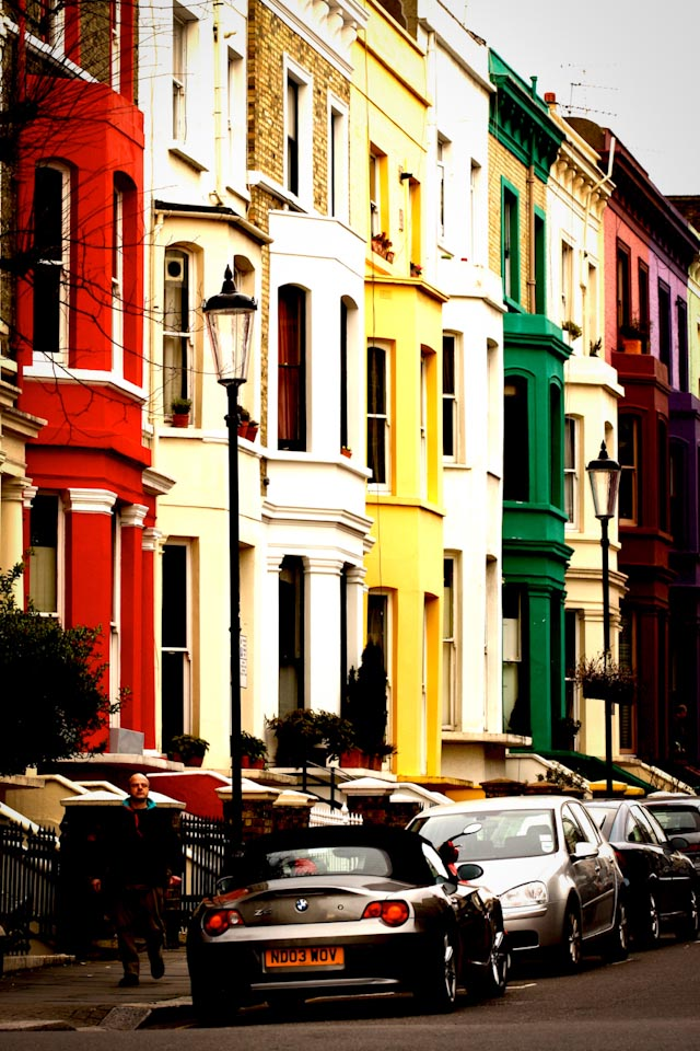 Portobello-Houses-London