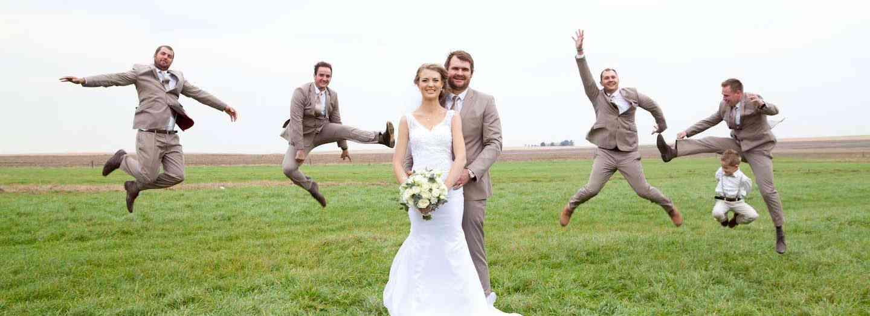 Stunning Farm Wedding in Dalton