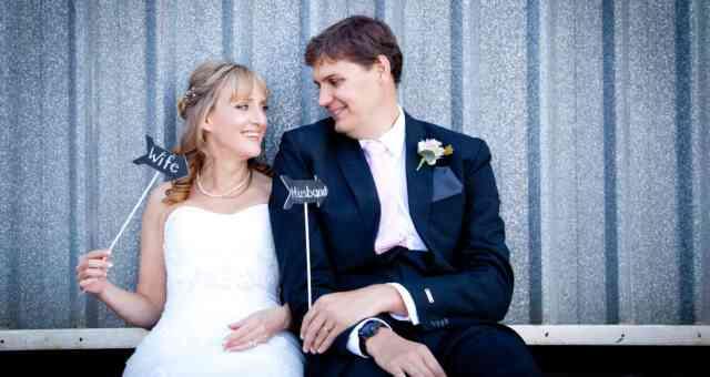 Bright & fun Collisheen Wedding
