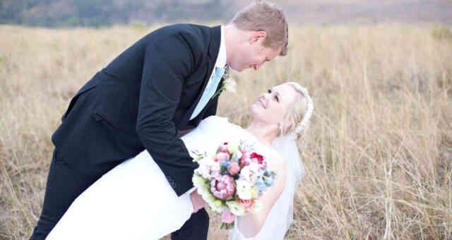 Wedding Bells at Rainfarm